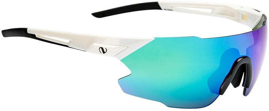 NORTHUG Silver спортивные очки white-black