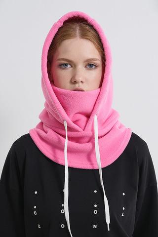 Балаклава флисовая Cool Zone светло-розовая