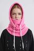 Балаклава флисовая Cool Zone светло-розовая - 1