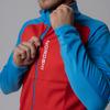 Nordski Premium лыжная куртка мужская red-blue - 4