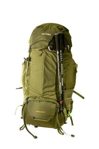 Tatonka Bison 90+10 туристический рюкзак olive