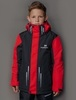 Nordski Jr Extreme горнолыжный костюм детский black-red - 3
