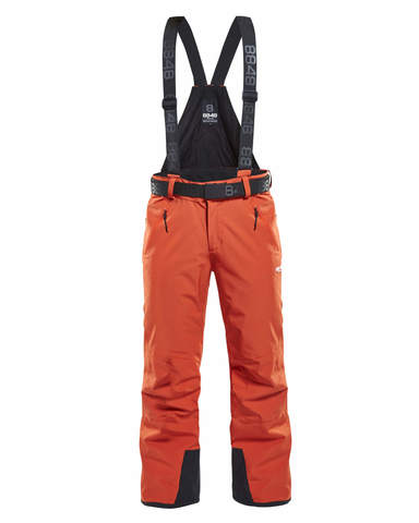 8848 Altitude Venture 2019 мужские горнолыжные брюки red clay