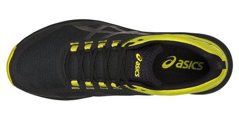 Беговые кроссовки мужские Asics Gecko Xt черные-желтые