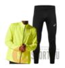 Asics Core костюм для бега мужской желтый-черный - 1