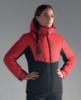 Nordski Montana утепленная куртка женская красная-черная - 1