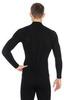 Термобелье Brubeck Wool Merino рубашка мужская черная - 2