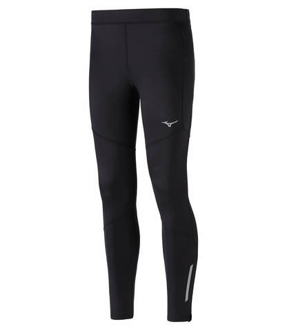 Mizuno Hybrid Warmalite костюм для бега мужской черный