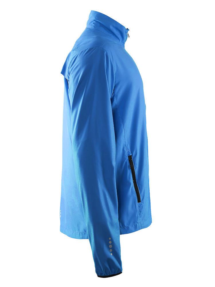 Craft Mind Run мужская беговая куртка blue - 5
