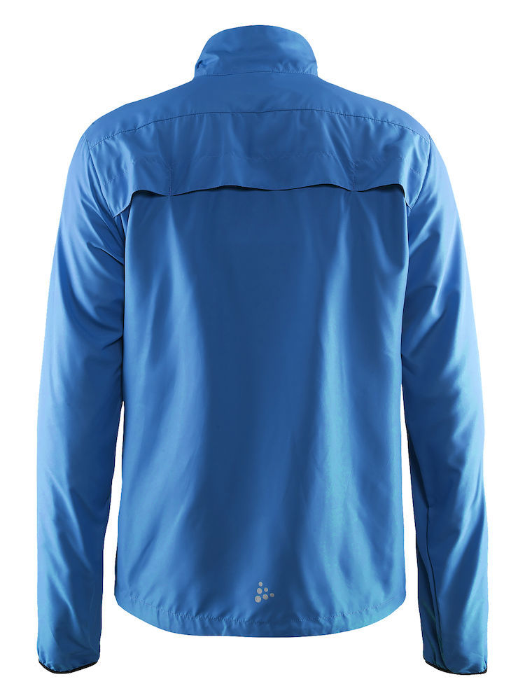 Craft Mind Run мужская беговая куртка blue - 2