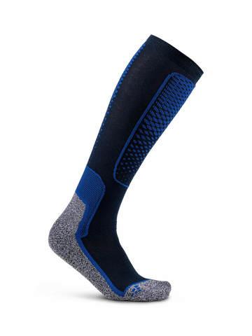 Craft Warm Intensity термоноски высокие темно-синие