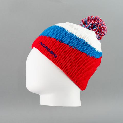 Nordski Knit RUS лыжная шапка