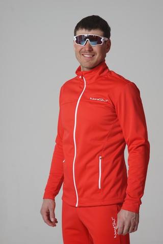 Nordski Jr Россия разминочная лыжная куртка детская