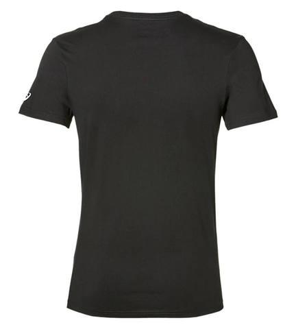 Asics Gpx Dna Spiral Tee футболка для бега мужская черная
