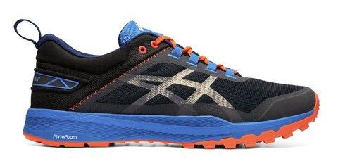 Asics FujiLyte XT кроссовки для бега мужские синие-черные