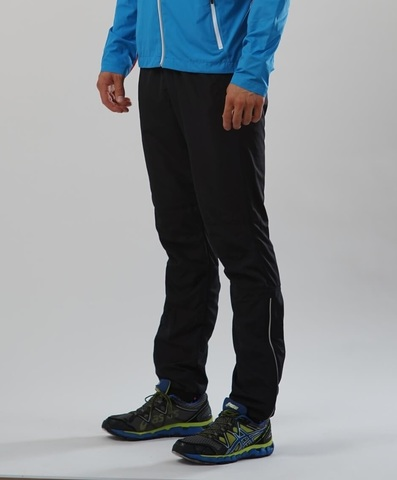 Nordski Jr Premium детские штаны для бега черные
