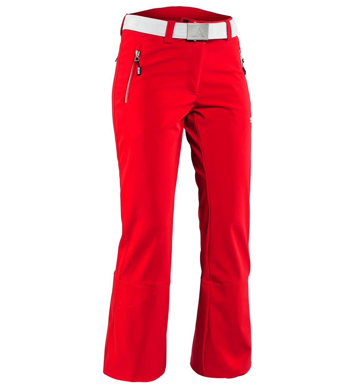 Брюки горнолыжные 8848 Altitude SPIN SOFTSHELL женские Red