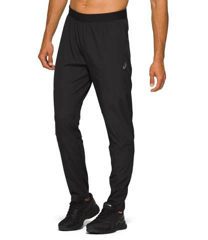 Asics Race Pant беговые штаны мужские черные