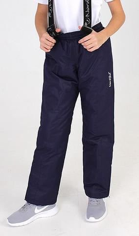 Nordski Jr Active зимние лыжные штаны  детские navy
