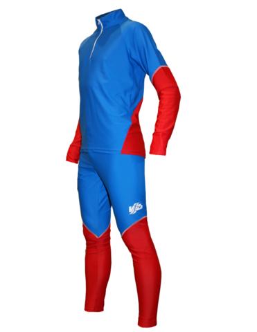 Vitzhen Racing гоночный костюм унисекс blue
