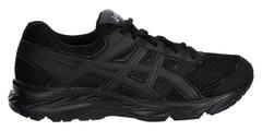Asics Gel Contend 5 Gs кроссовки беговые детские черные