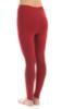 Термобелье кальсоны женские Brubeck Thermo (LE10950) красные - 2