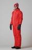 Nordski Kids Россия детский прогулочный костюм Red - 1