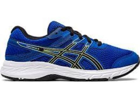 Asics Gel Contend 6 Gs кроссовки беговые детские синие