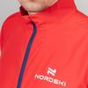 Nordski Motion Run беговой костюм мужской Navy-Red - 4