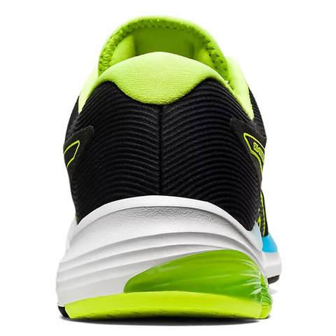 Asics Gel Pulse 12 кроссовки для бега мужские черные-зеленые (Распродажа)
