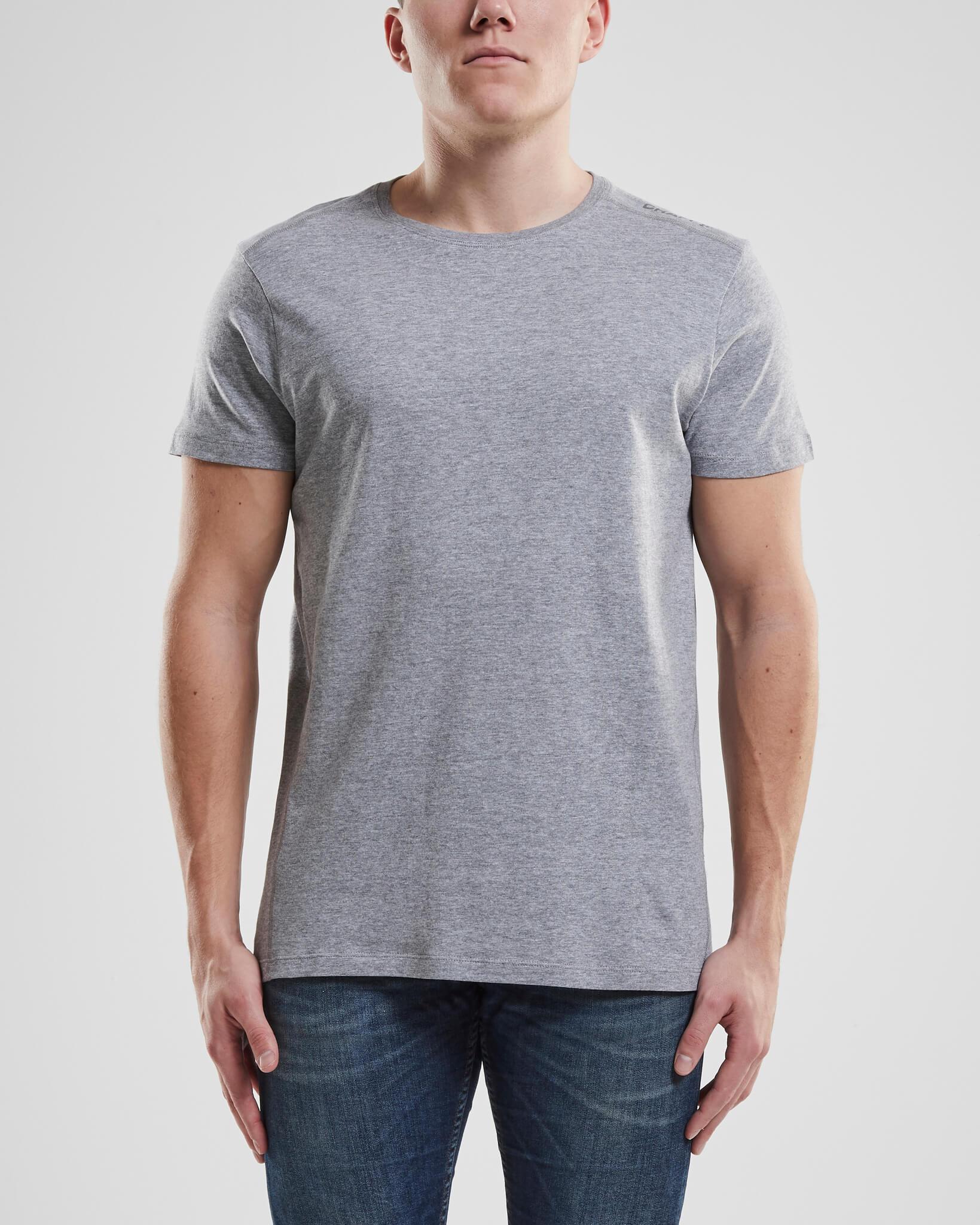 Craft Deft 2.0 футболка мужская grey - 2
