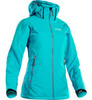 Горнолыжная куртка 8848 Altitude Lopez Softshell Turquoise голубая - 1