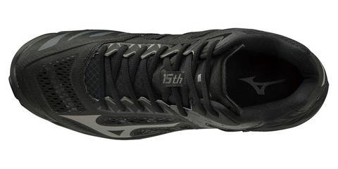 Mizuno Wave Lightning Z5 Mid волейбольные кроссовки мужские черные