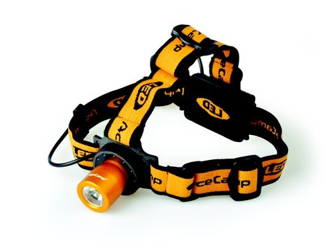 AceCamp 1W LED Headlamp with Back Light налобный фонарь