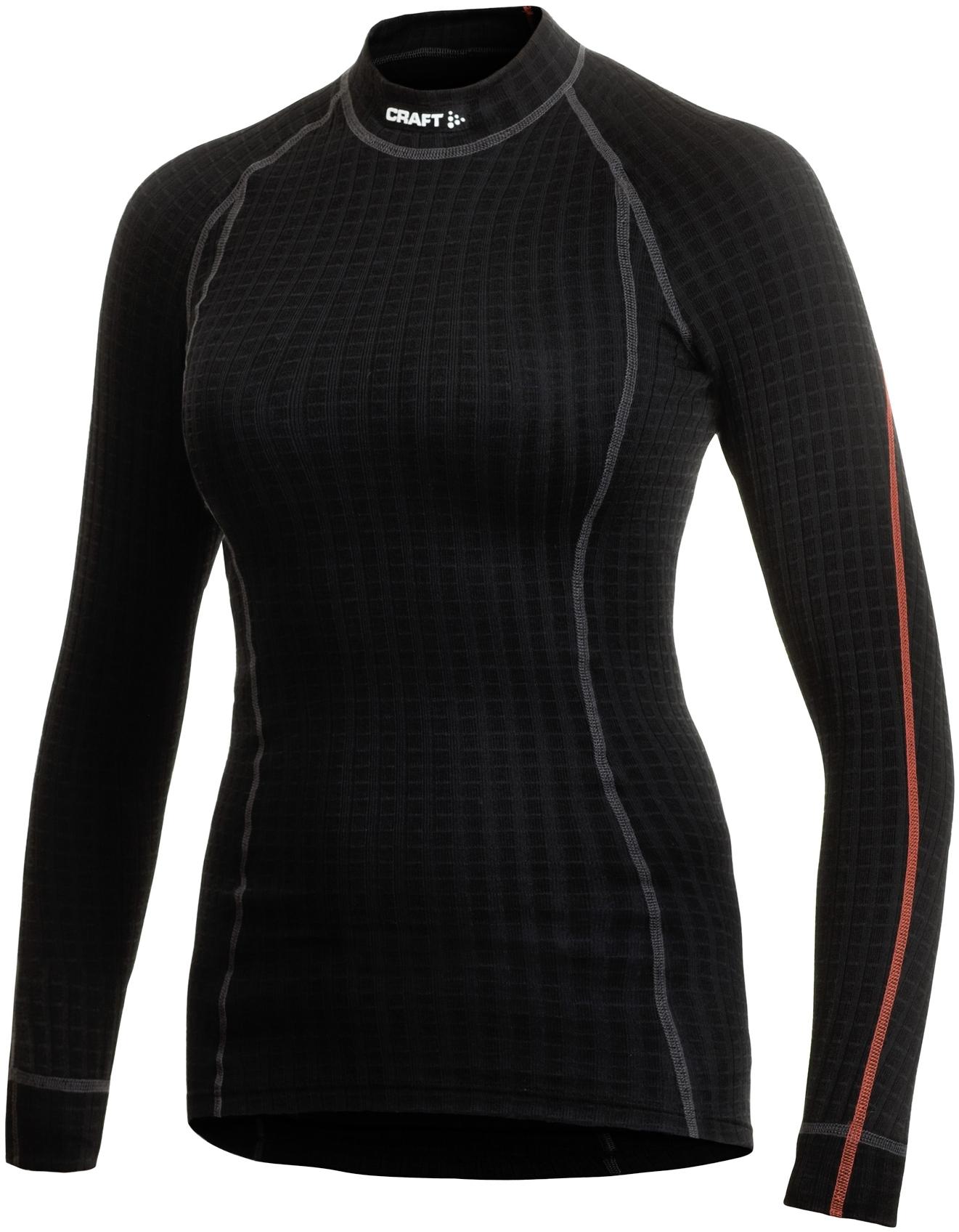 Теплое Термобелье Рубашка Craft Warm Wool женское
