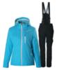 NORDSKI ACTIVE женский прогулочный лыжный костюм бирюзовый - 3