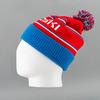 Nordski Stripe RUS теплая шапка blue - 4