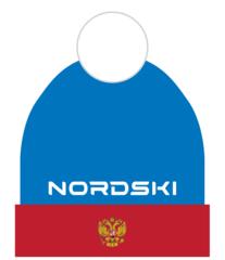 Nordski Fan RUS лыжная шапка