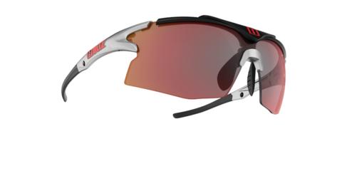 Спортивные очки Bliz Tempo Black/Silver