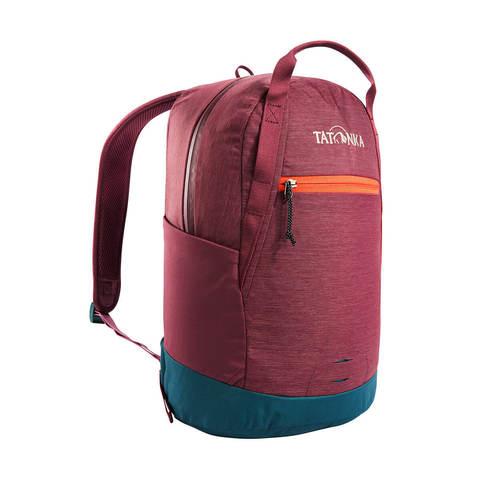 Tatonka City Pack 15 городской рюкзак bordeaux red