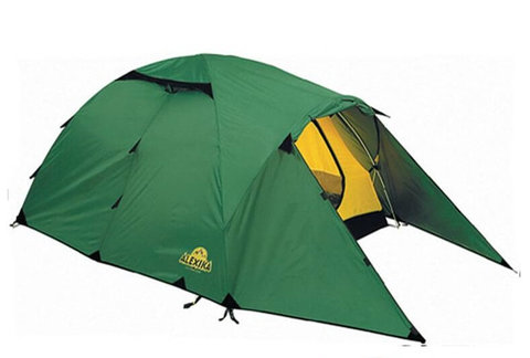 Alexika Ground Sheet for Nakra 2 дно под тамбур палатки