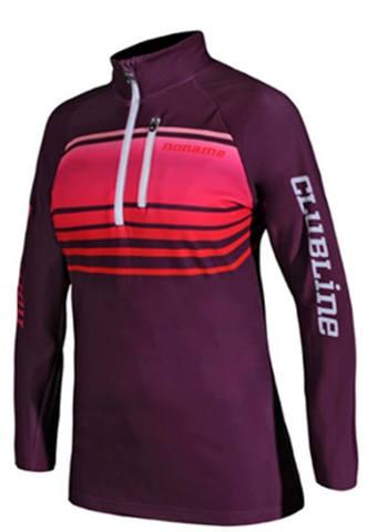 Noname Breeze Shirt рубашка беговая женская violet
