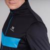Nordski Base мужской беговой костюм black-blue - 3