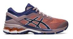 Asics Gel Kayano 26 кроссовки для бега женские синие-коралловые