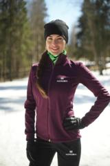 Nordski Jr Motion 2020 разминочная куртка детская purple