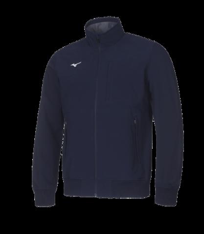 Куртка мужская Mizuno Bomber синяя