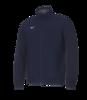 Куртка мужская Mizuno Bomber синяя - 1