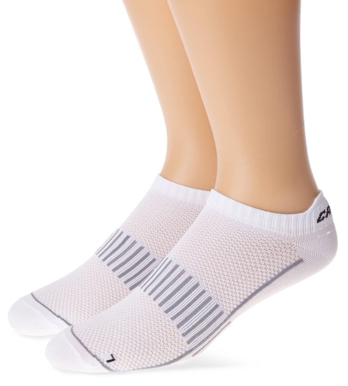 Носки короткие Craft Basic 2-Pack Cool 2 пары белые - 2
