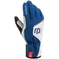 Bjorn Daehlie Track перчатки лыжные синие-белые