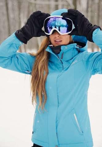 Nordski Extreme горнолыжная куртка женская blue